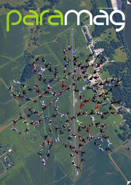 Couverture Paramag Septembre 2015