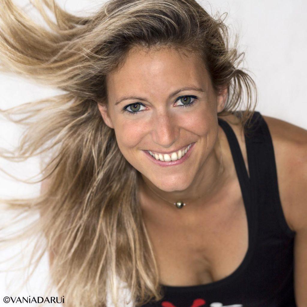 Karine Joly - Parachutisme sportif